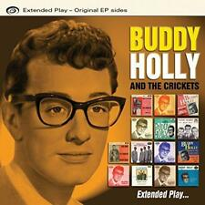 Buddy Holly And The Crickets - Extended Play... Original EP Sides (NEW CD)