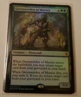 1x Greenwarden of Murasa FOIL MTG Magic the Gathering BFZ Battle for Zendikar