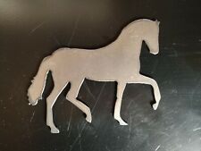 Metal Horse for Crafting Craft Projects Metal Horse Cutout Dressage Welding