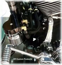 HIGH PERFORMANCE CLEANABLE REUSABLE OIL FILTER POLISHED FITS MOST HARLEY