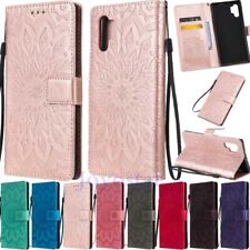 For Samsung Galaxy Note 10 10+ 9 8 5 4 3 Flip Leather Magnetic Wallet Case Cover