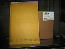 "50 #6 Ecolite Kraft Bubble Mailers, 12.5"" x 19"" - NEW PRICE!"