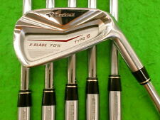 BRIDGESTONE(J40) TourStage X-Blade 705 Type S 6pc IRONS SET S-Flex Golf Clubs