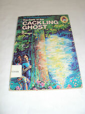 Bloodhound Gang Case of the Cackling Ghost Sid Fleischman (1981 Paperback) Good