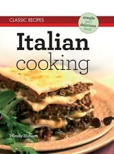 Italian Cooking 20 Classic Recipes by Wendy Hobson Hardback