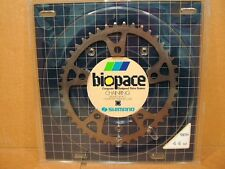 New-Old-Stock Shimano Biopace Chainring...44T w/110mm BCD (Brownish Gray Finish)