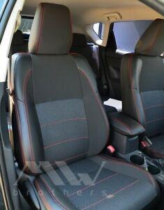Seat Covers Premium Personal Comfort Interior for TOYOTA AURIS II (2012+)