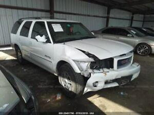 (NO SHIPPING) Driver Front Door GMC Electric Fits 98-05 BLAZER S10/JIMMY S15 839