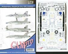 Cam pro 1/72 Mcdonnell-Douglas F/A-18c #7203