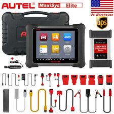 US Autel MaxiSys Elite OBD2 Scanner Automotive J2534 ECU Programming than MS908P