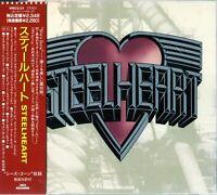 Steelheart By Steelheart Japan CD sticker Obi_MCA