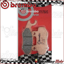 PLAQUETTES FREIN AVANT BREMBO FRITTE 07076XS KYMCO VITALITY 2T 50 2008