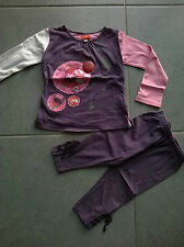 ensemble fille  ~~   4 ans   ***MARESE***  T-shirt  + leggings