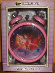 Walt Disney Sleeping Beauty 50th Anniversary Alarm Clock • Best Buy Exclusive