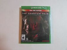 New Metal Gear Solid V The Phantom Pain Day One Edition for Xbox One