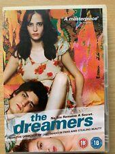 The Dreamers Dvd 2004 Bernardo Bertolucci Erotic Drama Movie with Eva Green