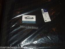 Mercedes Benz Original Rips Fussmatten E Klasse Kombi W 124 LHD Schwarz Neu OVP