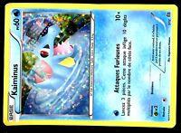 PROMO POKEMON CARD FRANCAISE MCDONALD's 2016 HOLO N°  5/12 KAIMINUS .... (U)