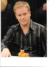 Erick Lindgren-- signed photo - pose 12