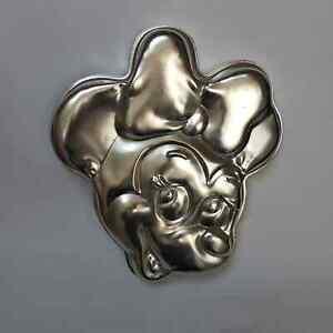 Wilton Disney Minnie Mouse Head Cake Pan 515-809