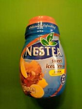 NESTEA ICED TEA MIX- 45.1 oz.- expires june 2020