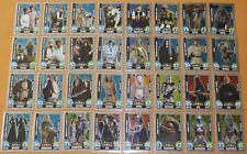 alle 32 STAR- und ZUSATZ-POWER KARTEN aus Star Wars Force Attax Movie 3