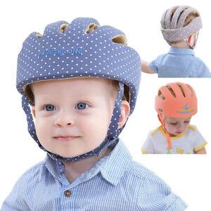Baby Born Sicherheit Helm Hut Kopfschutz Mütze für Wandern Lauflernen Crawling