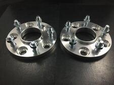 "2pcs 15mm Thick Wheel Spacers | 5x114.3 5x4.5"" Hubcentric 60.1 Hub | 12x1.5 Stud"