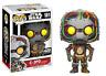 Star Wars - C-3PO (Unfinished) Smuggler's Bounty Exclusive Pop! Vinyl #181