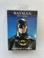 Vintage Batman Returns Playing Cards 1992 SEALED