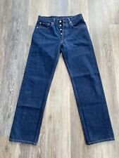 Levi's Vintage Clothing 501 1976 Made in USA Selvedge Rigid 264080000 Fits 30x32