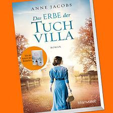 Anne Jacobs %7c Das Erbe der Tuchvilla %7c Die Tuchvilla-Saga (3) (Buch)
