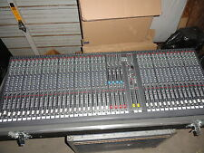 DDA CS3-40 CHANNEL AUDIO MIXING CONSOLE DEMO IN ROAD CASE.. NEW LOWER  PRICE  !!
