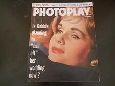 Marlene Dietrich, Bobby Rydell, Brenda Lee, Rock Hudson -Photoplay Magazine 1960