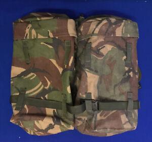 DPM PLCE Side Pouch Set Infantry Rucksack  Daysack Rocket Pack Yoke & Strap Set
