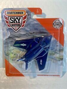 🔥Matchbox Sky Busters Lockheed Martin F-117 Nighthawk🛩