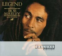 Bob Marley & The Wailers - Legend - Bob Marley & The Wailers CD 3EVG The Fast