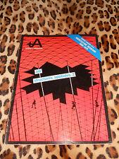 TECHNIQUES & ARCHITECTURE n° 320, juin-juil. 1978 : Structures spatiales 2