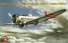 DOUGLAS A-33 / DB8A-4/5 BOMBER (USAAF, NORVEGIAN & IRAQI MKGS) 1/72 MPM LIMITED