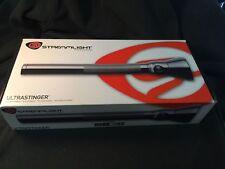 Streamlight 78014 Ultra Stinger Flashlight With 120v Ac/dc Charger