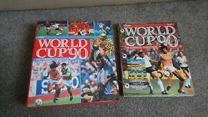 Orbis World Cup 90 sticker album