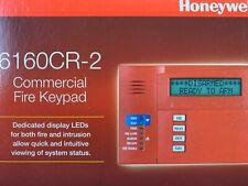 New listing Honeywell Ademco 6160Cr-2 Commercial Lcd Fire And Burglar Alarm Alpha Keypad