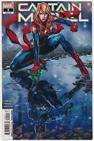 Captain Marvel #9 Mark Brooks Cover 1st Full Star App