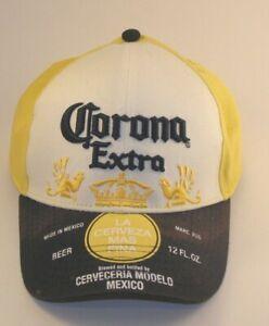 Corona Extra Trucker Style Hat / Cap Embroidered Classic Snapback Adjustable