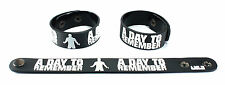 A DAY TO REMEMBER  Rubber Bracelet Wristband Free Shipping Common Courtesy aa131