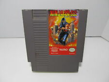 Ninja Gaiden (Nintendo Entertainment System, 1989)