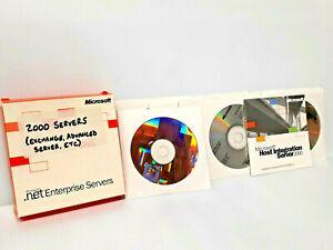 Microsoft .net Enterprise Servers Advanced Server