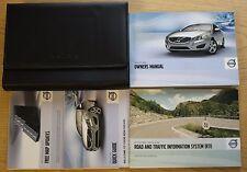 Volvo V60 Handbuch Betriebsanleitung mit RTI Wallet 2010 - 2013 Pack 10920