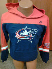 NHL Columbus Blue Jackets NEW Hooded Sweatshirt Youth Sizes S-XL NWT