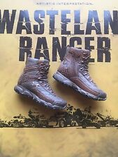 VTS Wasteland Ranger Mad Max Fury Road Brown Boots loose 1/6th scale